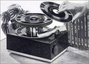 The RCA Victor 45 Player System