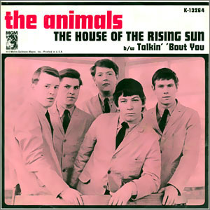 The House of the Rising Sun/ Talkin' Bout You