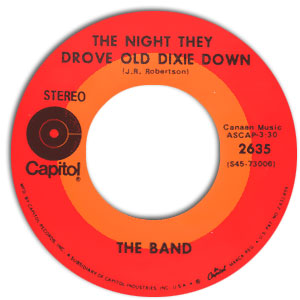 Up on Cripple Creek/ The Night They Drove Old Dixie Down