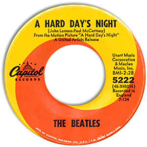 A Hard Day's Night/ I Should Have Known Better
