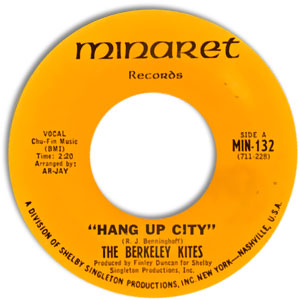 Hang Up City/ Mary-Go-Round