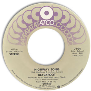 Highway Song/ Road Fever