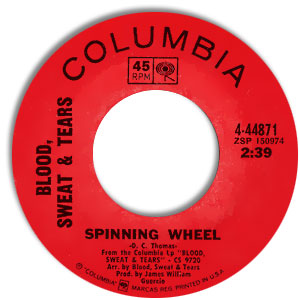 Spinning Wheel/ More and More