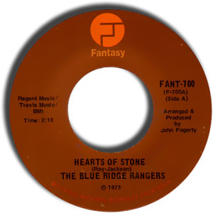 Hearts of Stone/ Somewhere Listening (For My Name)
