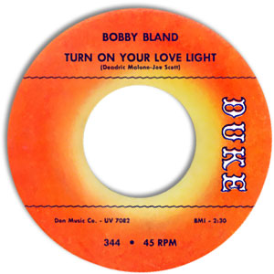 Turn On Your Love Light/ You're The One (That I Need)