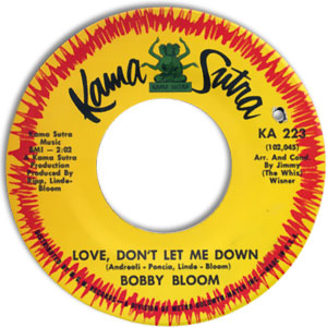 Love, Don't Let Me Down/ Where Is The Woman