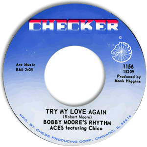 Try My Love Again/ Go Ahead And Burn