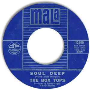 Soul Deep/ The Happy Song