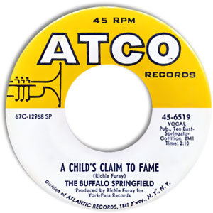 Rock 'N' Roll Woman/ A Child's Claim To Fame