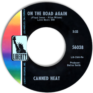On the Road Again/ Boogie Music