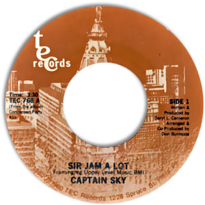 Sir Jam A Lot/ Elementary School Of Funk
