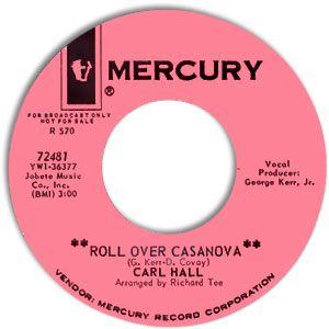 Roll Over Casanova/ Is Your Love Going Or Growing