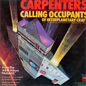 Calling Occupants of Interplanetary Craft/ Can't Smile Without You