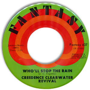 Travelin' Band/ Who'll Stop The Rain