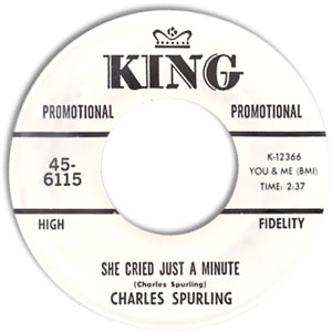 Charles Spurling, King 6115
