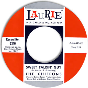 Sweet Talkin' Guy/ Did You Ever Go Steady