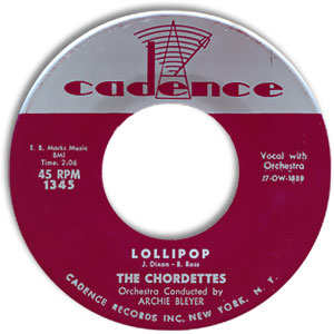 Lollipop/ Baby Come-A Back-A