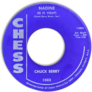 Chuck Berry, Chess 1883