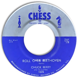 Roll Over Beethoven/ Drifting Heart