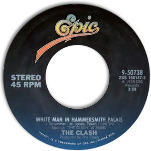I Fought The Law/ (White Man In) Hammersmith Palais