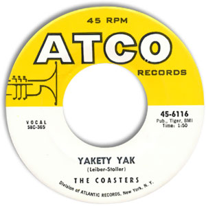 Yakety Yak/ Zing! Went The Strings Of My Heart