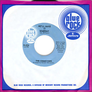 The Commotions, Blue Rock 4056