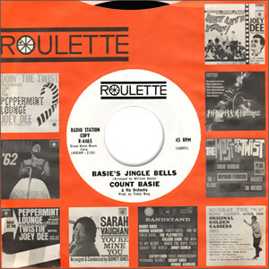 Count Basie & His Orch., Roulette 4465