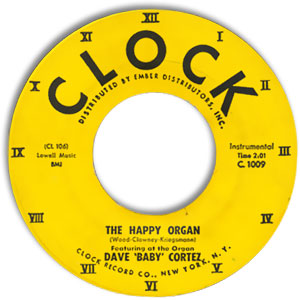 The Happy Organ/ Love Me As I Love You