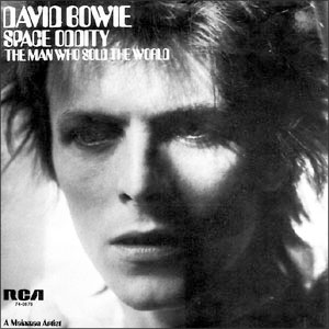 Space Oddity/ The Man Who Sold the World