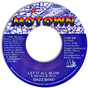 Let It All Blow/ Now That I Have You