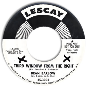 Third Window From The Right/ Baby Doll