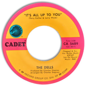 It's All Up To You/ Oh, My Dear
