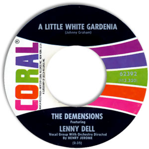 The Demensions, Coral 62392