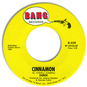 Cinnamon/ This Is My Story