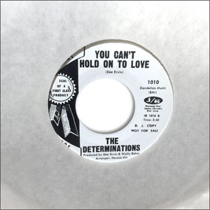 That's What I Like/ You Can't Hold On To Love