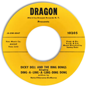 Ding-A-Ling-A-Ling-Ding Dong/ The Cling