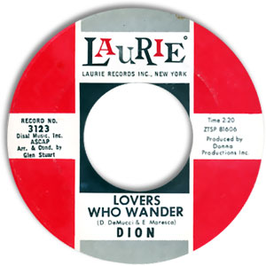 Lovers Who Wander/ (I Was) Born To Cry