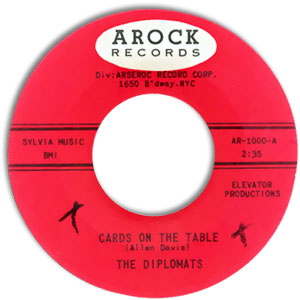 Cards On The Table/ Unchained Melody