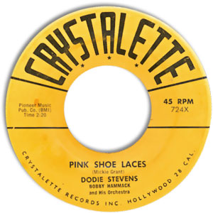 Pink Shoe Laces/ Coming Of Age