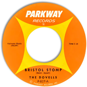 The Bristol Stomp/ Letters Of Love