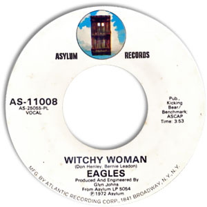Witchy Woman/ Earlybird