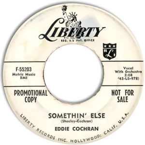 Somethin' Else/ Boll Weevil Song