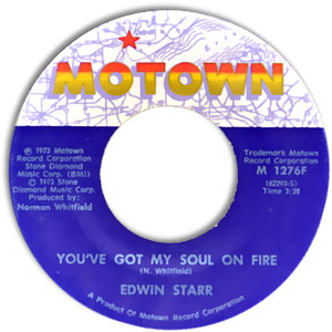 You've Got My Soul On Fire/ Love (The Lonely People's Prayer)