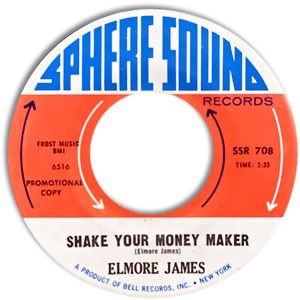Elmore James, Sphere Sound 708