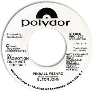 Pinball Wizard/ Acid Queen
