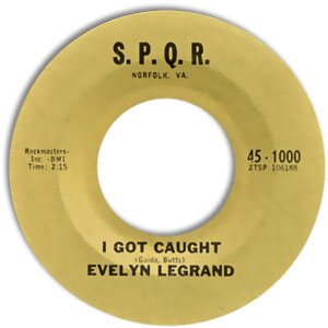 Evelyn Legrand, S.P.Q.R. 1000