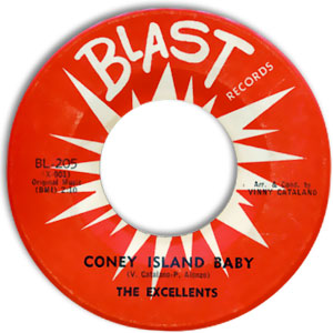 Coney Island Baby/ You Baby You