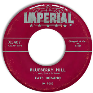 Blueberry Hill/ Honey Chile