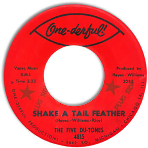 Shake A Tail Feather/ Divorce Court