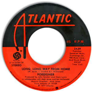 Long, Long Way From Home/ The Damage Is Done